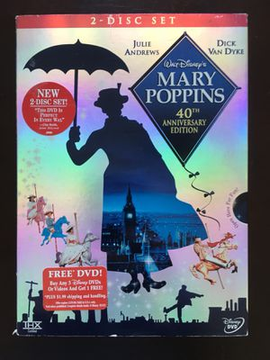 Mary Poppins 40th Anniversary Edition for Sale in Portland, OR
