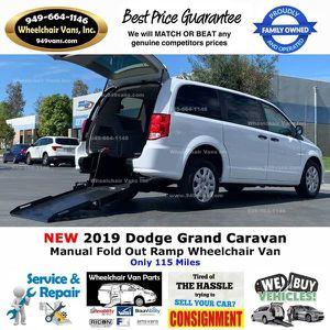 2019 Dodge Grand Caravan for Sale in Laguna Hills, CA