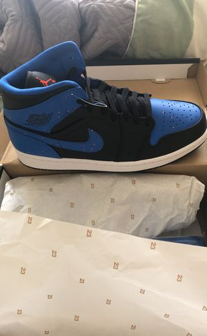 Air Jordan 1 Blue/Black for Sale in Bowie, MD