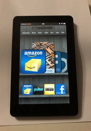 Kindle fire for Sale in College Park, MD
