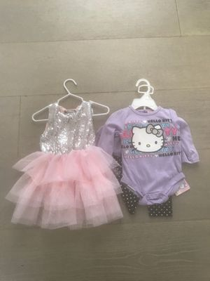 Brand new baby girls clothes for Sale in Redondo Beach, CA