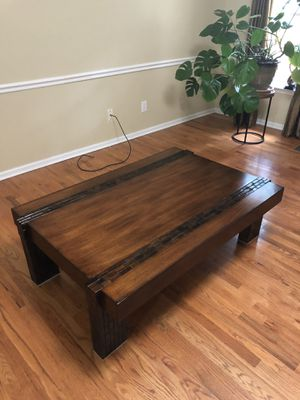 Wooden Living Room Table for Sale in Greer, SC