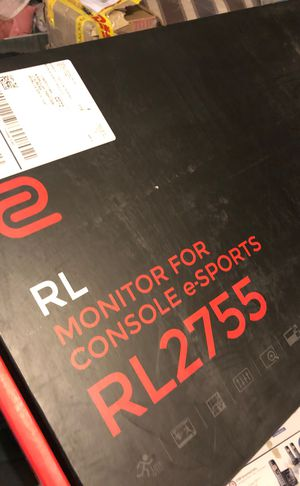 BenQ RL2755 e-sport monitor for Sale in Irvine, CA