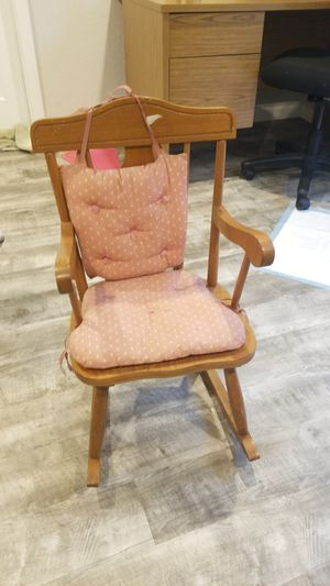 Antique Child Rocker free for Sale in Federal Way, WA