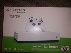 Xbox one S (All Digital) for Sale in Hemet, CA