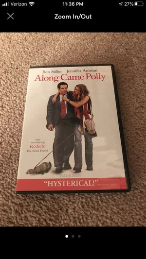 Along Came Polly Dvd for Sale in Normal, IL