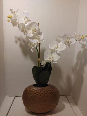 Silk Orchid Centerpiece for Sale in Philadelphia, PA