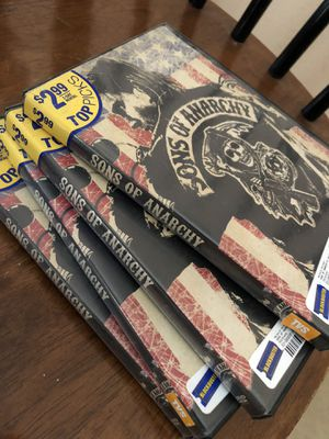Sons of Anarchy DVDs for Sale in Modesto, CA