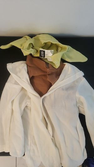 Yoda Costume for Toddlers for Sale in Hollywood, FL