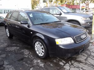 2002 AUDI A6 QUATTRO WAGON, $1500 DOWN PAYMENT; BUY HERE - PAY HERE for Sale in Berkeley, CA