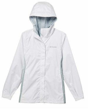 Columbia Women's Waterproof Jacket with Hoody for Sale in Corona, CA