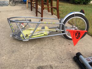 Bike Trailer BOB brand for Sale in Acworth, GA