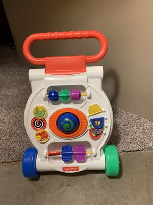 Fisher price walker for Sale in Palos Hills, IL
