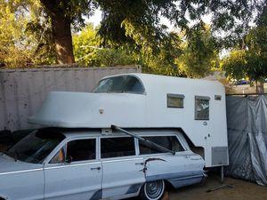 1960's litecloud station wagon camper for Sale in Modesto, CA