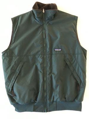 Vintage Patagonia Waterproof fleece Vest for Sale in Temecula, CA