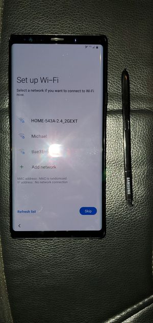 Samsung Galaxy Note 9 for Sale in Hillcrest Heights, MD
