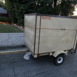 Small Trailer for Sale in Fremont, CA