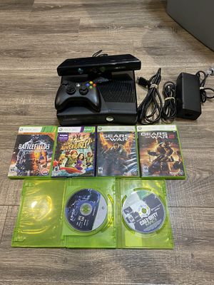 Xbox 360 4gb with games for Sale in Rosedale, MD