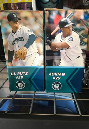 2008 Mariners collection toys set of 2 for Sale in Federal Way, WA