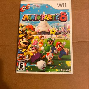 Mario Party 8 For Nintendo Wii for Sale in Memphis, TN