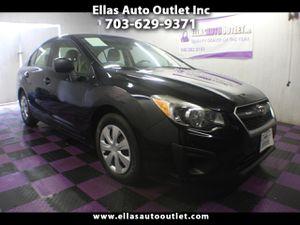 2014 Subaru Impreza Sedan for Sale in Woodford, VA