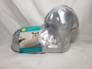 New wilton 3d lamb bakeware for Sale in South Zanesville, OH
