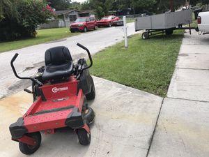 34' mustang zeroturn for Sale in Tampa, FL