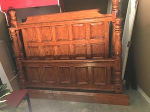 King size Bedframe for Sale in Lawrenceville, GA