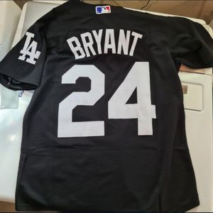 8 - 24..KOBE BRYANT..LOS ANGELES DODGERS JERSEY GREAT COLOR AND DESIGN for Sale in Fontana, CA