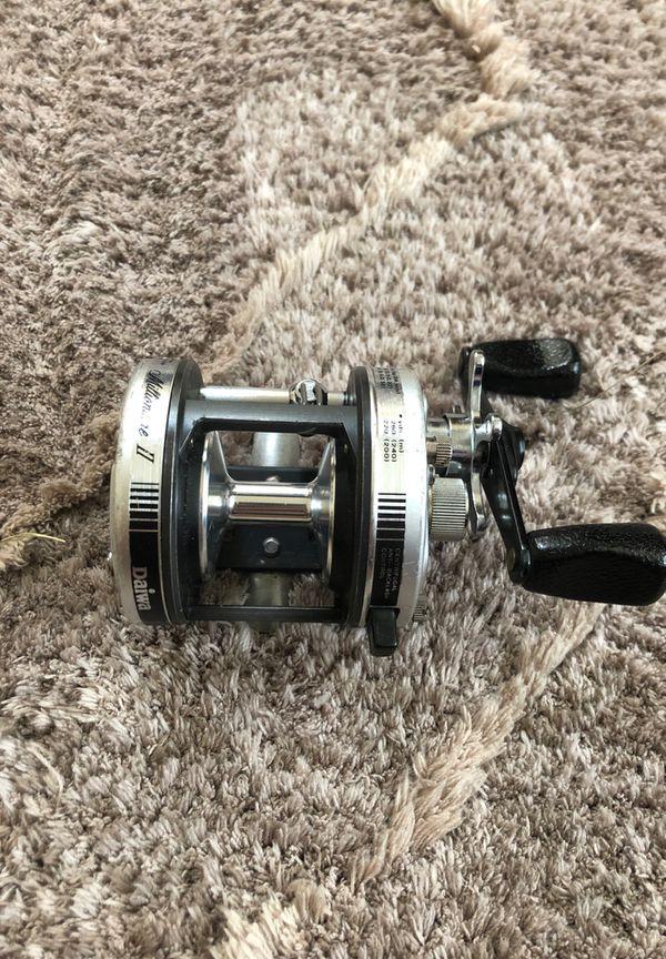 Daiwa Millionaire II M35 fishing reel