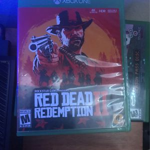 Red Dead Redemption For Xbox One for Sale in Fontana, CA