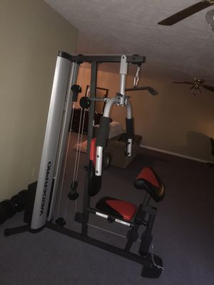 Weider Pro Workout Bench for Sale in Knoxville, TN