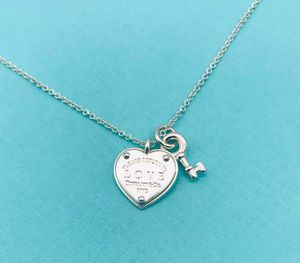 Tiffany and co love necklace for Sale in Chicago, IL