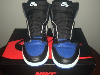 Jordan 1 Royal Toe for Sale in Nashville,  TN