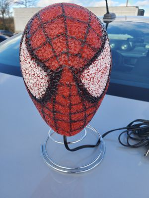 Spiderman lamp for Sale in Silver Spring, MD