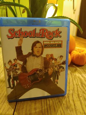 School of Rock Blu-ray for Sale in South Pasadena, CA