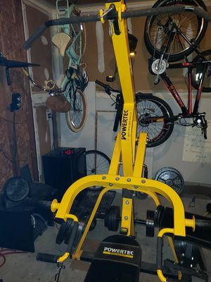 Powertec levergym for Sale in Howell Township, NJ