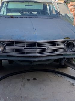 1965 Chevy Chevelle four-door for Sale in Compton, CA