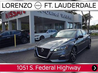 2019 Nissan Altima for Sale in Fort Lauderdale,  FL