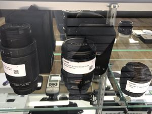 Canon & Nikon Lenses for Sale in Framingham, MA
