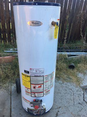 Propane 50 gallon water heater for Sale in Perris, CA
