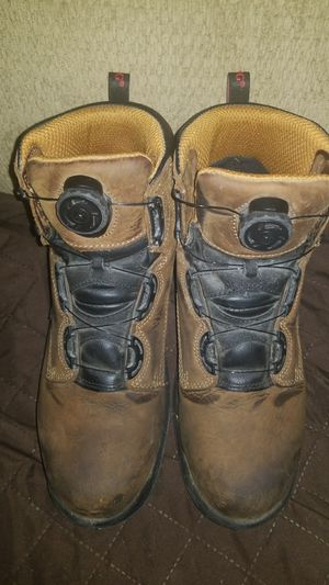 Red Wing Steel Toe Work Boots Model#4216 for Sale in Jurupa Valley, CA