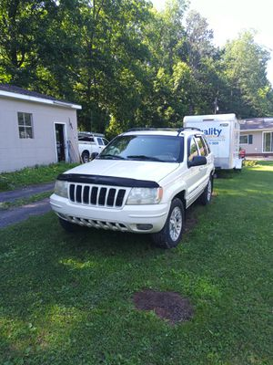 2002 Grand Cherokee Jeep Unlimited for Sale in Orwigsburg, PA