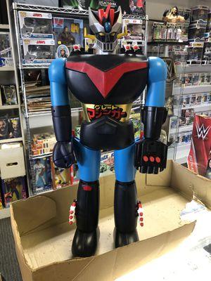 "Mattel Great Mazinga Jumbo Shogun Warriors 24"" USED with Box & accessories!! for Sale in Redlands, CA"
