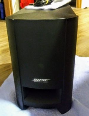 Bose CineMate Series II Digital Home Theater System Subwoofer for Sale in Portland, OR