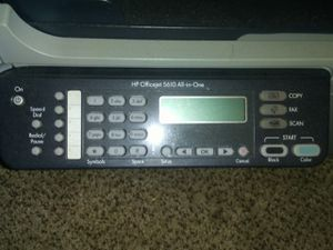 HP Officejet 3n1 for Sale in Minster, OH
