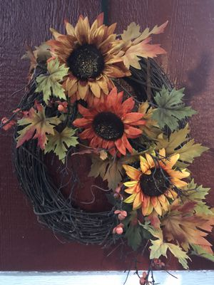 Fall wreath for Sale in Vancouver, WA