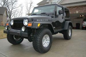 2OO3 Jeep Wrangler for Sale in Washington, DC