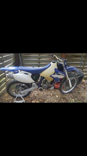 Yzf400 dirt bike 4 stroke for Sale in Federal Way, WA