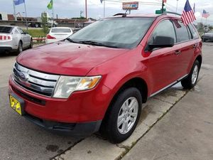 2010 Ford Edge SE 4dr Crossover for Sale in Houston, TX